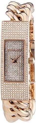 Michael Kors MK3307 Ladies Hayden Rose Gold Watch * Visit the image link more de...