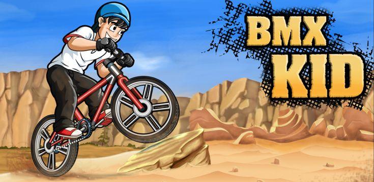 Bmx kid bmx kid game app free games bmx