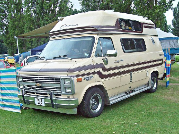 Chevy Horizon Camper Van – Home Exsplore