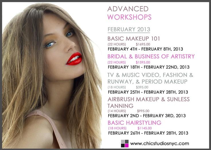 Chic event i advanced l february 2013