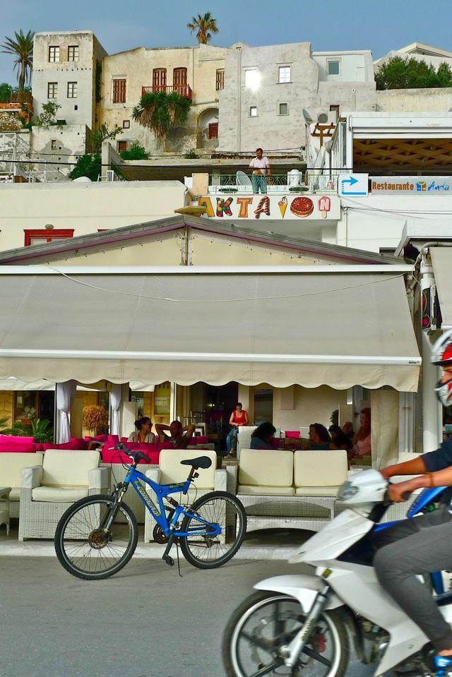 A Singular (P)Honeymoon - Part 4 Next Stop Naxos | Old School Traveller | Bloglovin'