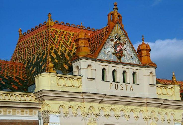 Zsolnay tető