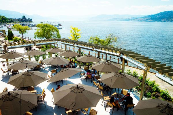 Dining Guide: Kelowna More than wineries, Kelowna is a food and beverage paradise