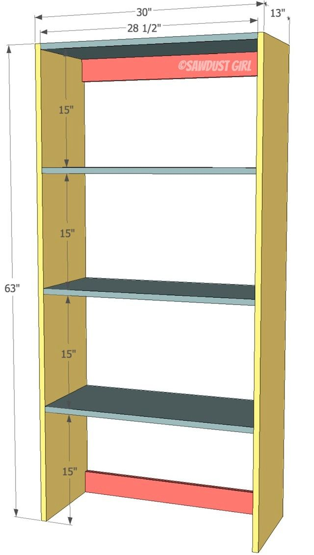 1000 ideas about bookshelf plans on pinterest bookcase. Black Bedroom Furniture Sets. Home Design Ideas