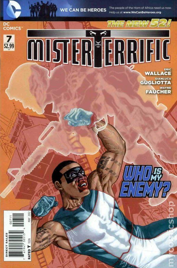 Mister Terrific (2011) 7