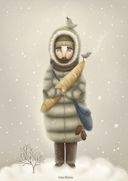 «Филу». Катя Малеев. #helloposter #poster #posters #art #modernart #printart #illustrators #illustration
