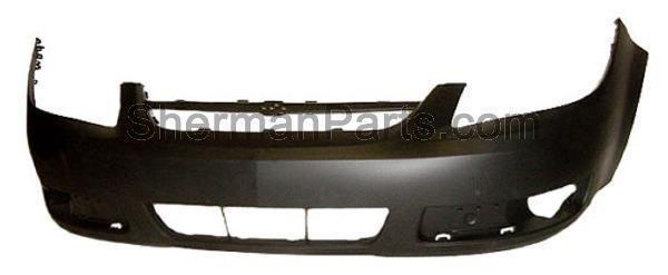 2005-2010 Chevy Cobalt Front Bumper Cover W/ Fog Lamp (P) Cobalt LT 05-10