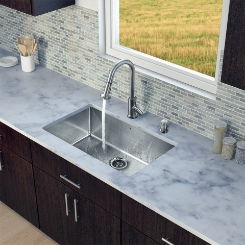 9 best new vigo all in one kitchen sink & faucet sets images on