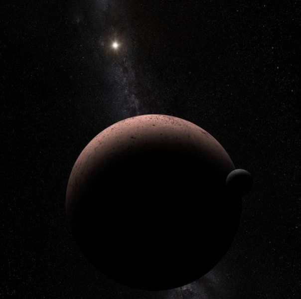 17+ Melhores Ideias Sobre Makemake Planet No Pinterest