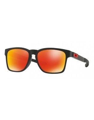 d8a63508c Sunglasses OAKLEY CATALYST 9272-25 Matte Black Prizm Ruby (eBay Link ...