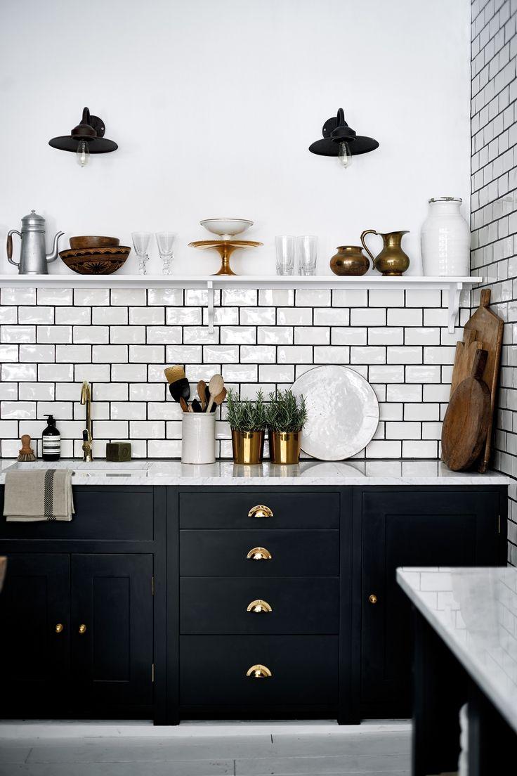 Meer dan 1000 ideeën over gouden keuken op pinterest ...