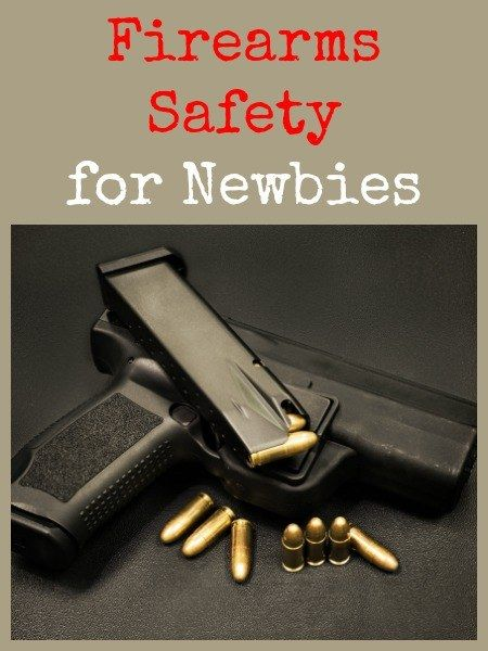If you choose to own a firearm, you need to follow safety standards.  Here are the 4 basic rules, with a special emphasis on homesteaders and preppers.  Firearms Safety for Newbies | Backdoor Survival