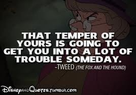 fox and the hound quote