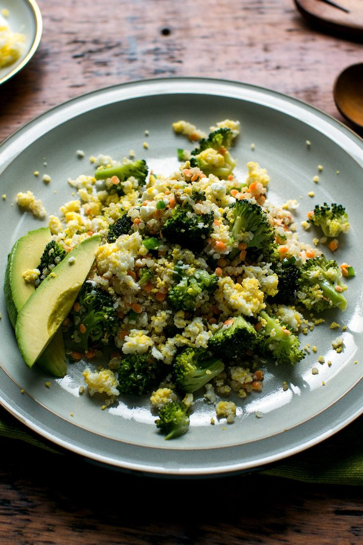 NYT Cooking: The grassy flavor of quinoa works well with cilantro in this main-dish salad.<br/>I love the versatility of quinoa. It can be the building-block ingredient for a salad, as it is in this main-dish salad, or it can be added to salads in smaller amounts, almost as a garnish. Its grassy flavor marries well with cilantro, itself an herb with a grassy, though more pungent,%2...