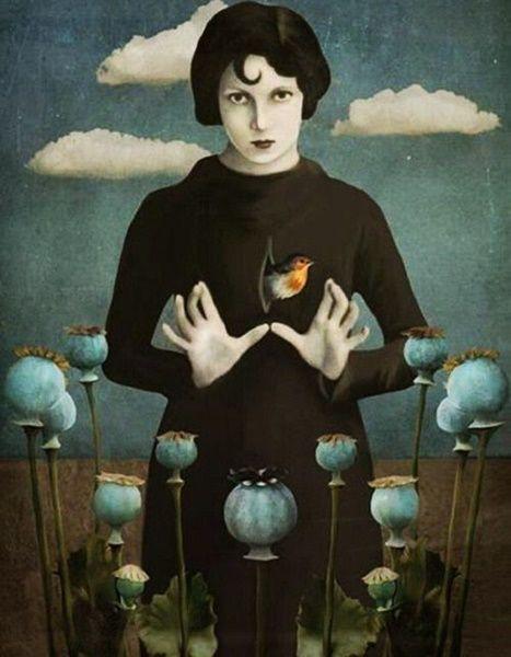 Il mondo di Mary Antony: Daria Petrilli
