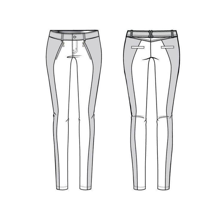 время, джинсы технический рисунок говядины мультиварке