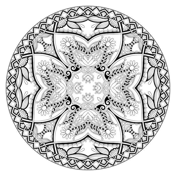 1001 Coole Mandalas Zum Ausdrucken Und Ausmalen Bilder Zum Ausmalen Kostenlos Mandala Vorlagen Mandalas Zum Ausdrucken