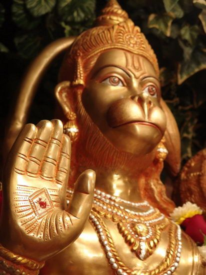Hanuman Mantra | ... notes polls rss watch hanuman chalisa video hanuman gayatri mantra