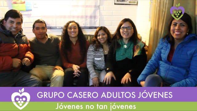 Te invitamos a enterarte de todo lo que pasa en nuestra iglesia y familia.  Integrate - Participa - Crece  By Grupo Casero Adultos Jóvenes | Familia Viña Maipú.  vinamaipu.cl
