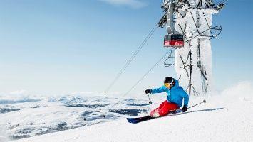 SkiStar Åre - Skidåkning i Duved, Tegefjäll, Åre och Björnen