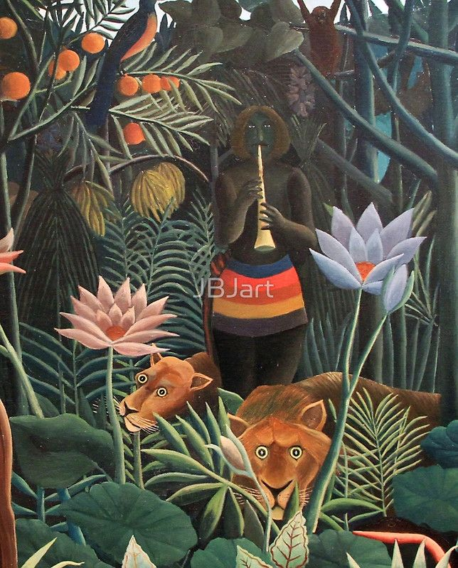 The Dream  Rousseau
