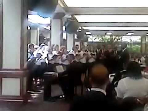 Jehovah's Witnesses Singing at Walkhill. Its not great resolution, but the sound is good:)