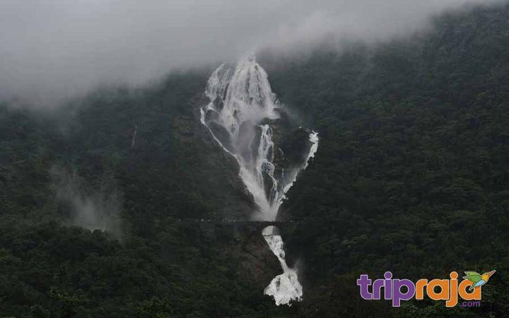 Routes Guide: How to reach Dudhsagar waterfalls?