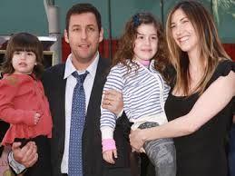 Картинки по запросу адам сэндлер и его семья