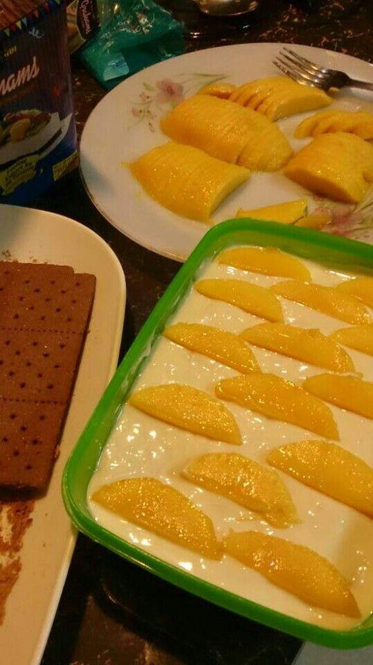 Mango Float!