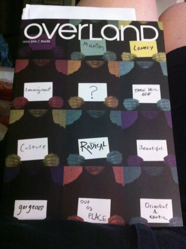 Overland Issue 204 Spring 2011 (the last of my Overland/Meanjin catch up)