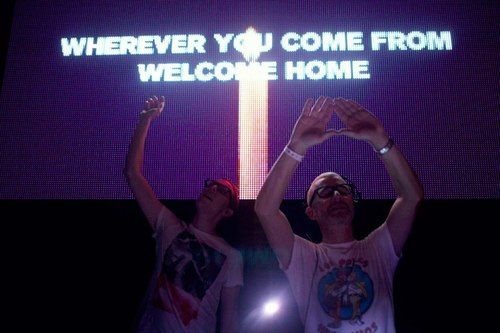 Above and Beyond. #edm