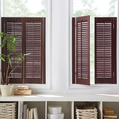 16 best images about persienne on pinterest plantation for Persienne pvc
