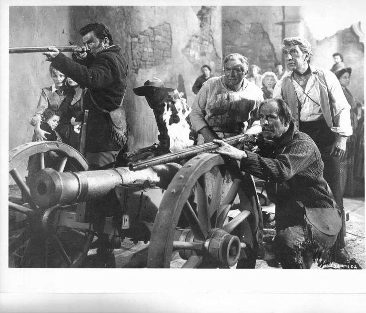 The Alamo Movie | Thread: The Alamo Movies- The Last Command (1955)