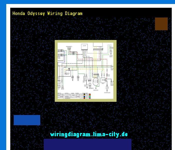Honda Odyssey Wiring Diagram  Wiring Diagram 185717