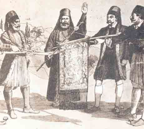 Notabilia - People - Greek War Of Independence (1821-1829 ...