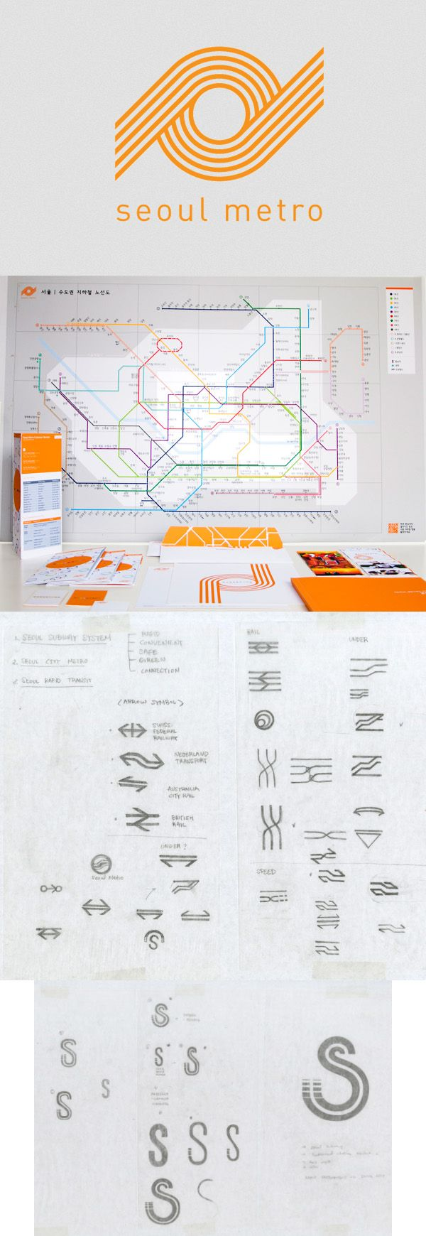 rebranding the subway system as a symbolic public transportation system which communion with the city http://www.behance.net/ohsi