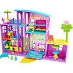 Amooo essa casa que eu tenho da Polly gente eu tenho um quarto só de brinquedos