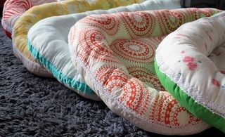 robben nests — a sample of lovingly handcrafted baby beds - funky, cosy, safe and unique