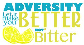 YW February Lesson Help #3.  Adversity. PowerPoint & Handout