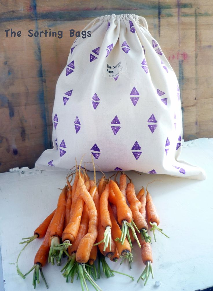 Canvas bags for buying veggies and fruits, zero waste, no plastic bags needed, eco-friendly.