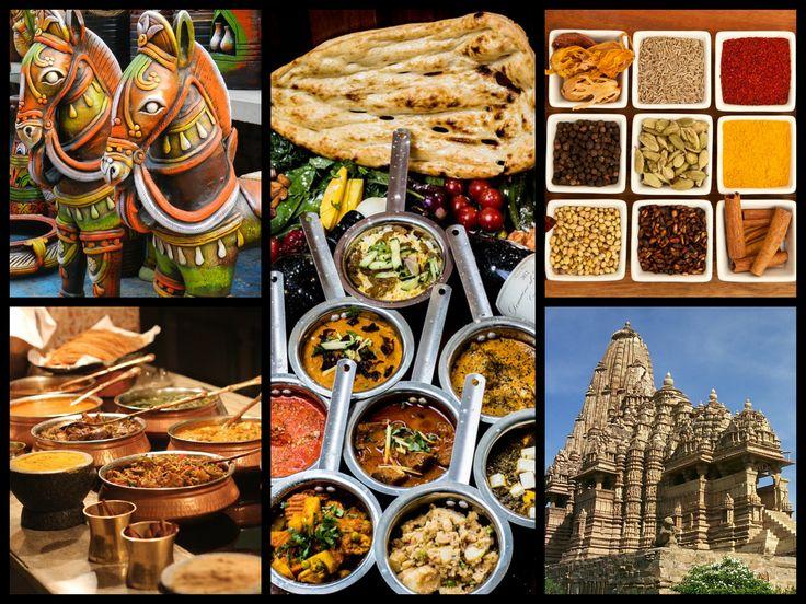 Το ξέρατε ότι η ινδική κουζίνα κουβαλάει 5.000 χρόνια ιστορίας πίσω της; Για τους Ινδούς η παρασκευή του φαγητού είναι μια τελετουργία. Αγαπούν πάρα πολύ τα μπαχαρικά. Κάρυ, κάρδαμο, κύμινο, κιτρινόριζα (τούρμερικ), πιπερόριζα (τζίντζερ), καυτερή πιπεριά, garam masala, γαρίφαλο, κανέλα. #Εκλεκτά_Αλλαντικά_Παντέρη #indianfood #Indiancuisine www.paderis.gr