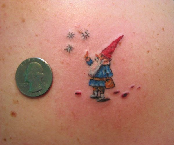 25 best ideas about new tattoo designs on pinterest new for Garden gnome tattoo designs