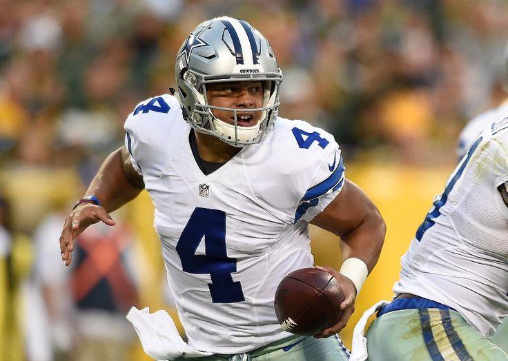 NFL 2016 Week 7 Power Rankings: How Bout Dem' Cowboys?