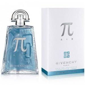 Pi Air de Givenchy ha embotellado el aire del mediterráneo y lo ha convertido en perfume. Fresco y masculino