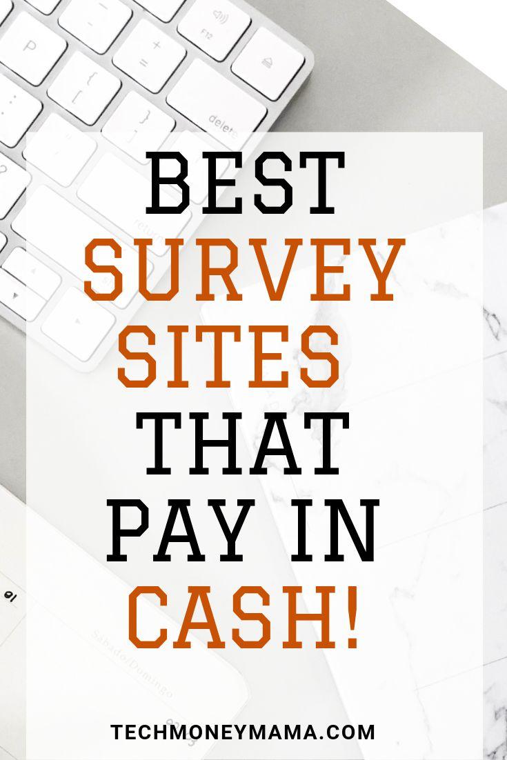18 Legit Online Surveys That Pay Cash