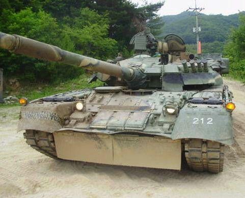 T-80U,ROK 3rd Armored Brigade