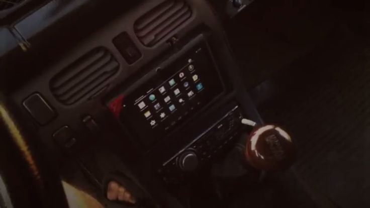Тюнинг Бороды ВАЗ I Борода от Mazda 626 в ВАЗ 2101