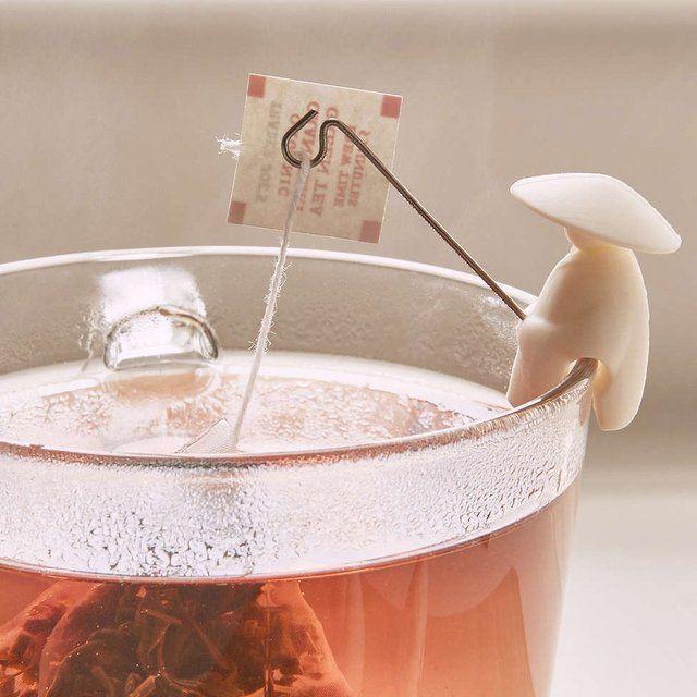 Fancy - Tea Holder Fisherman