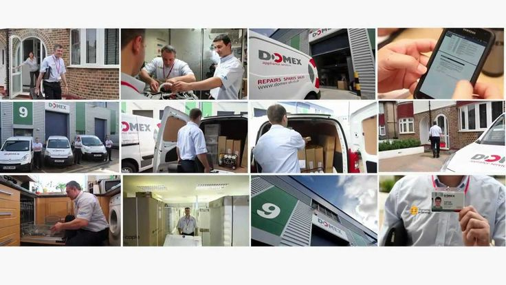 First class domestic appliance repair service in London. Repairing and servicing all kitchen appliances from washing machines and cookers, through to fridge freezers and wine coolers. http://www.domex-uk.co.uk/