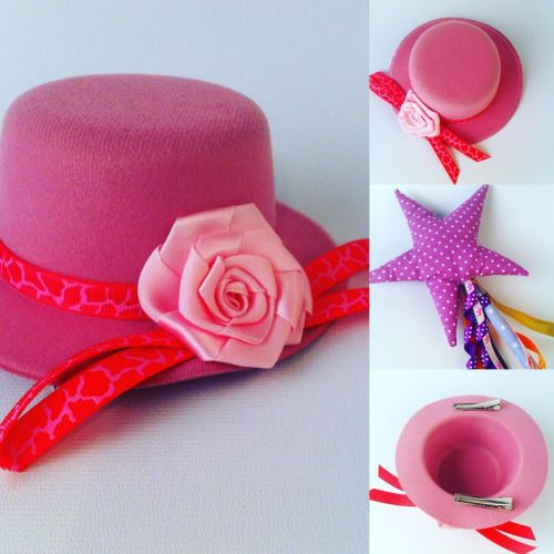 Now, Are you ready for the posh tea party (with the touch of magic wand)? Here we got absolutely fantastic mini hats #minihats #royalhats #teaparty
